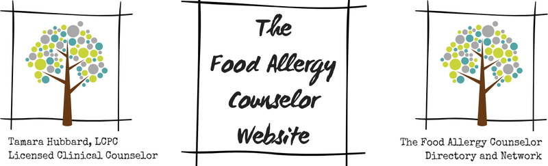 Tamara Hubbard, LCPC - Licensed Counselor; (Food Allergy Counselor Directory section)